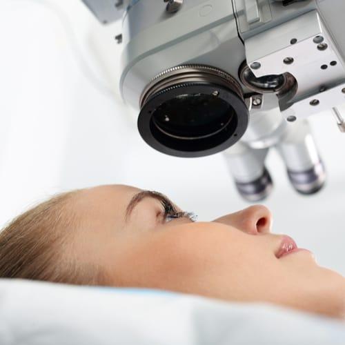 why laser eye surgery image
