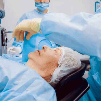 How cataract surgery works
